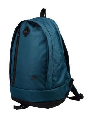 Рюкзаки и сумки на пояс NIKE. Цвет: цвет морской волны