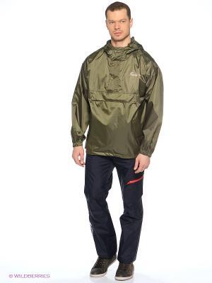 Куртка для рыбалки Вейв Nova tour. Цвет: хаки