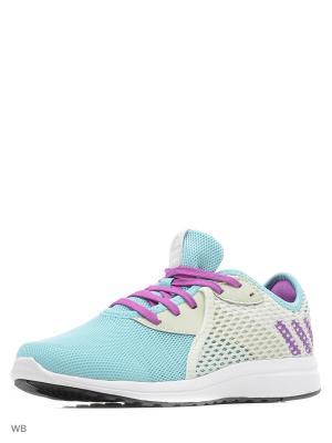 Кроссовки durama 2 k  EASMIN/ULTPUR/LINGRN Adidas. Цвет: голубой, белый