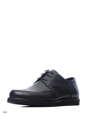 Туфли Companion. Цвет: черный
