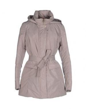 Куртка [C] STUDIO. Цвет: голубиный серый