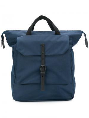 Рюкзак Frances Ally Capellino. Цвет: синий