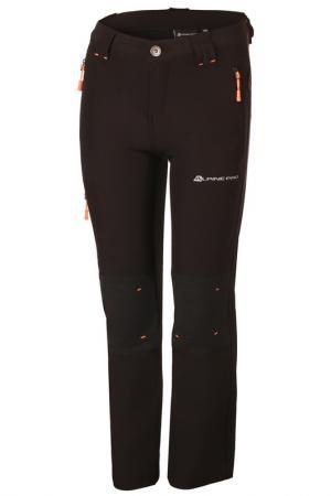 Спортивные брюки Alpine Pro. Цвет: black