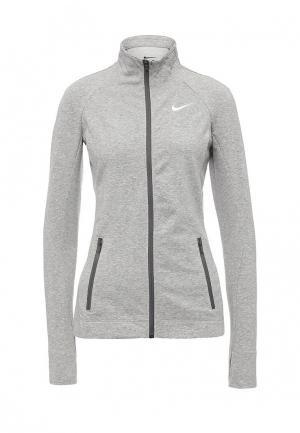 Олимпийка Nike. Цвет: серый