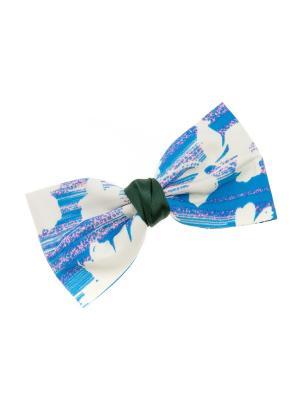 Заколка-автомат для волос Pretty Mania. Цвет: голубой, белый, зеленый