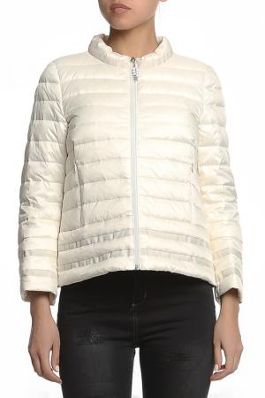 Куртка SEVENTY. Цвет: белый