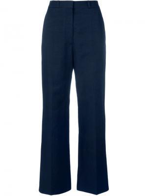 Свободные брюки Stella McCartney. Цвет: синий