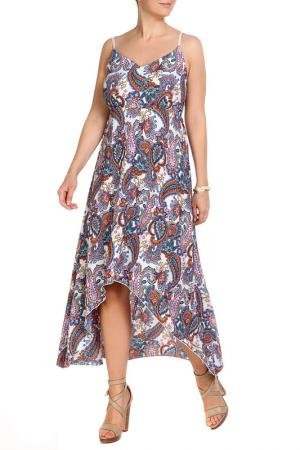 Платье Mela london. Цвет: белый