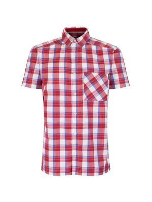 Рубашка Kalambo II REGATTA. Цвет: красный
