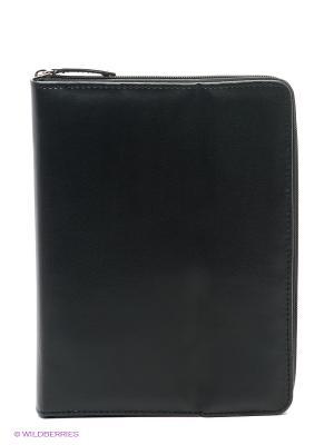 Кейс-тетрадь для цифровых устройств, 8 Cross Case. Цвет: черный