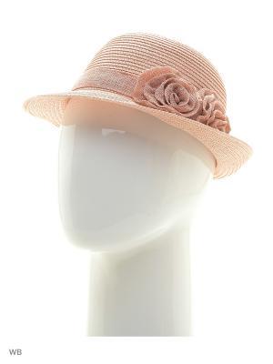 Шляпа Maxval. Цвет: розовый