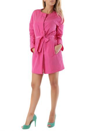 Trench Cristina Gavioli. Цвет: pink