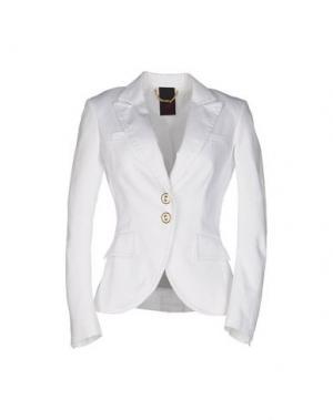 Пиджак SHI 4. Цвет: белый