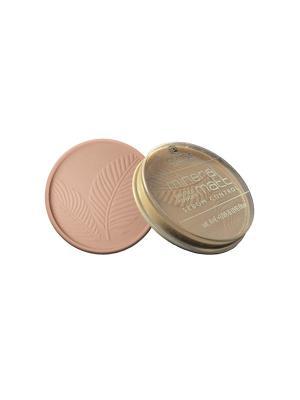 Компактная пудра с минералами Тон 03 Розовый натураль Parisa. Цвет: бежевый