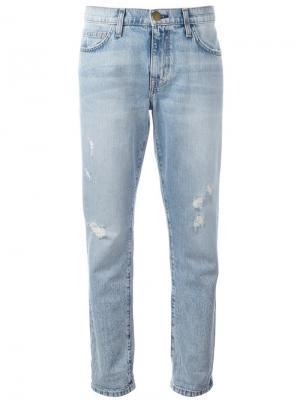 Укороченные джинсы Sealine Current/Elliott. Цвет: синий
