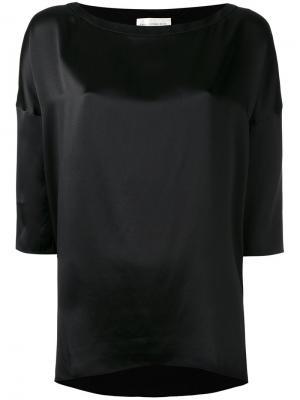 Классическая блузка Faith Connexion. Цвет: чёрный