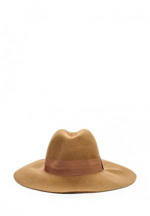 Шляпа Warehouse. Цвет: коричневый