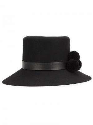 Шляпа Sekani Yosuzi. Цвет: синий