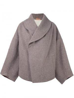 Куртка Joshua Nehera. Цвет: коричневый