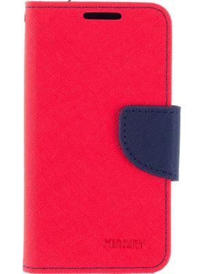 Чехол Mercury case для Asus ZenFone 4 (400CG). Цвет: красный