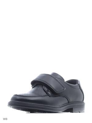Туфли Сказка. Цвет: черный