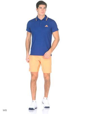 Шорты ML BERMUDA GLOORA/WHITE Adidas. Цвет: оранжевый
