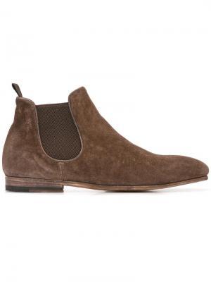 Ботинки Челси Revien Officine Creative. Цвет: коричневый