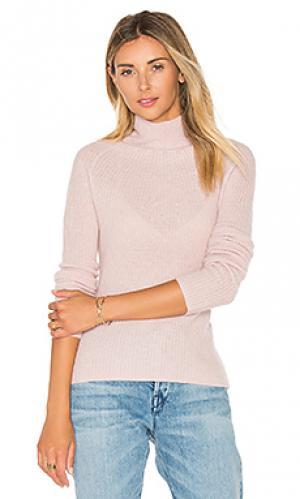 Кашемировый свитер jaci 360 Sweater. Цвет: розовый