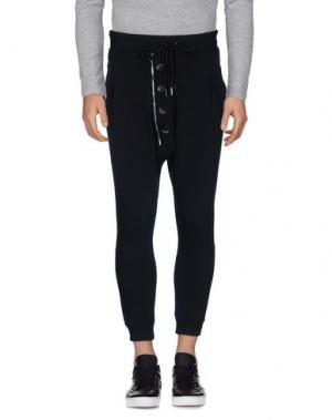 Повседневные брюки X-CAPE. Цвет: черный