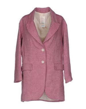 Пиджак OTTOD'AME. Цвет: розовато-лиловый