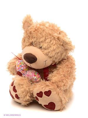 Медведь Влюбленный Sonata Style. Цвет: коричневый