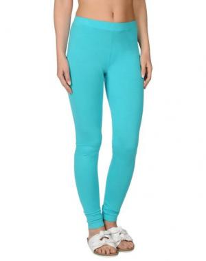 Пляжные брюки и шорты TWIN-SET Simona Barbieri. Цвет: бирюзовый