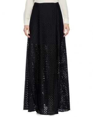 Длинная юбка FINDERS KEEPERS. Цвет: черный
