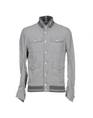 Куртка J.W. TABACCHI. Цвет: светло-серый