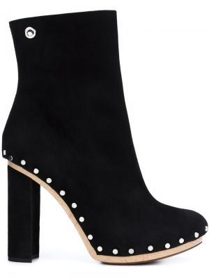 Ботинки с заклепками Proenza Schouler. Цвет: чёрный