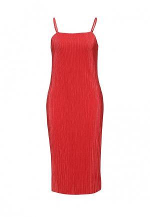 Платье Concept Club. Цвет: коралловый