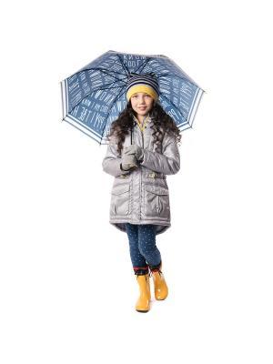 Зонт детский S`Cool. Цвет: синий