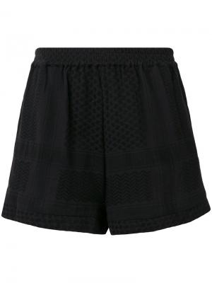 Plain shorts Cecilie Copenhagen. Цвет: чёрный
