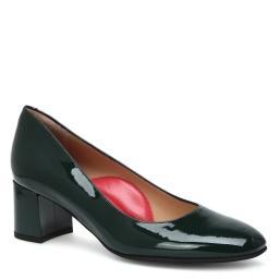 Туфли  R219 темно-зеленый PAS DE ROUGE