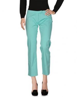 Повседневные брюки BOULE DE NEIGE. Цвет: светло-зеленый