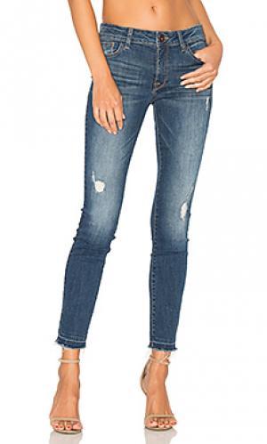 Узкие джинсы florence DL1961. Цвет: none