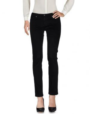 Повседневные брюки AG ADRIANO GOLDSCHMIED. Цвет: черный