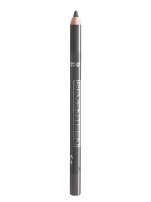 Карандаш для век водостойкий с витамином Е Super Smooth W/P&Longstay № 11 Seventeen.. Цвет: серый