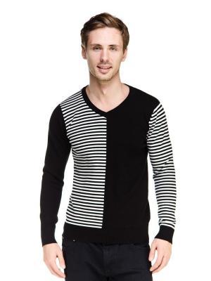 Пуловер VipDressCode. Цвет: черный