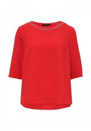 Блуза Cortefiel. Цвет: красный