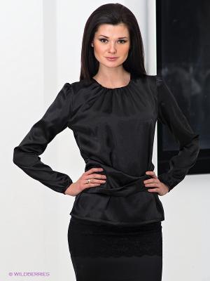 Блузка Verezo. Цвет: черный