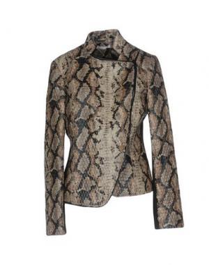 Куртка CANNELLA. Цвет: серый