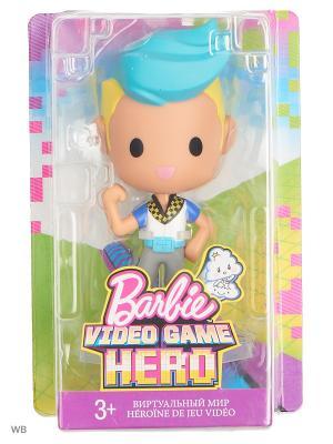 Маленькие куклы из серии Barbie и виртуальный мир. Цвет: голубой