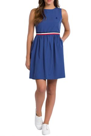 Dress JIMMY SANDERS. Цвет: navy
