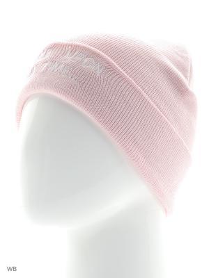 Шапка Maxval. Цвет: бледно-розовый